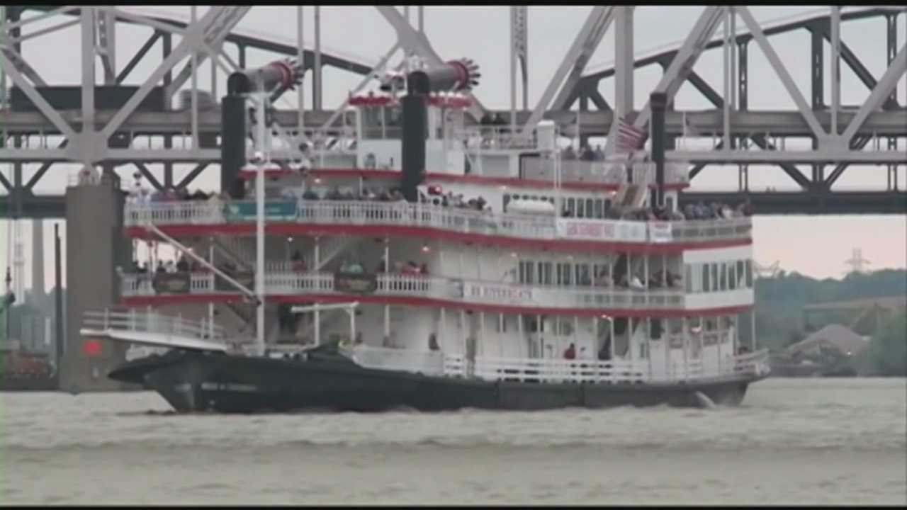 Belle of Louisville marks major milestone