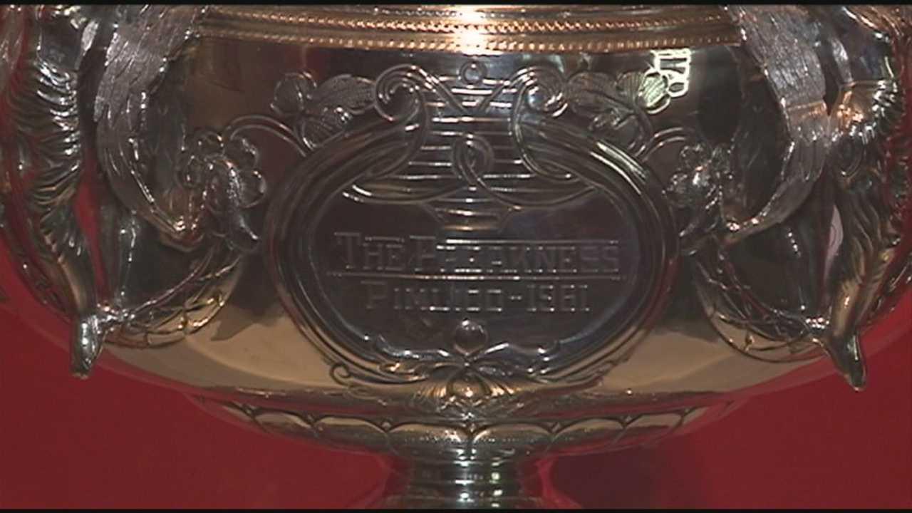 Preakness trophy got its start in Louisville