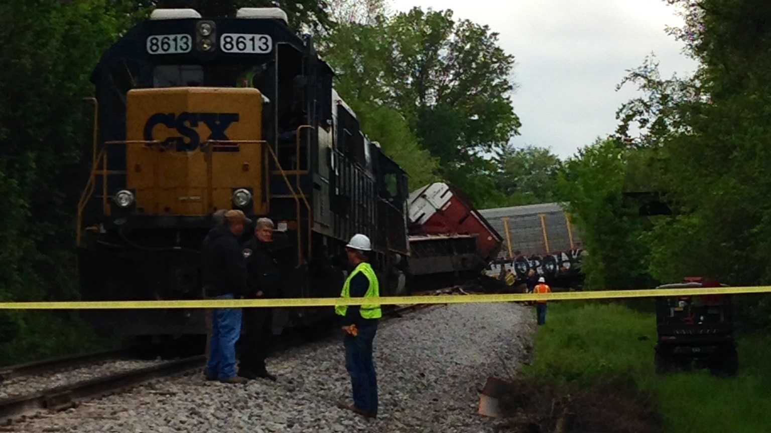 Scottsburg derailment