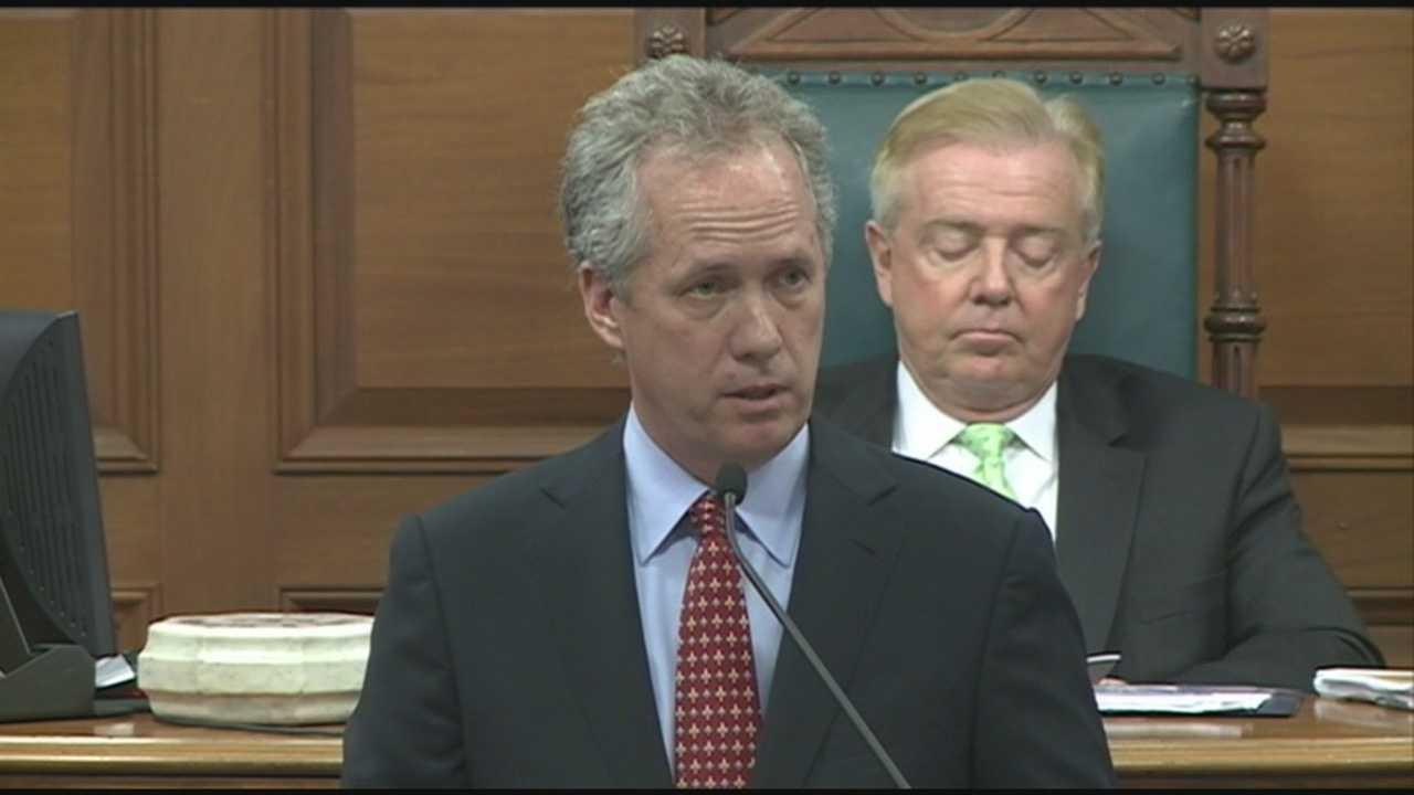 Mayor Fischer unveils city budget proposal