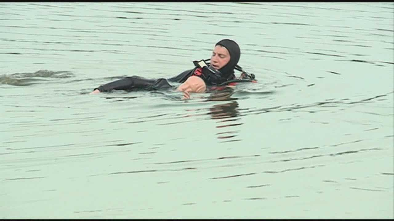 Thanks to a grant, Clarksville firefighters are being trained to handle diving and rescue operations.