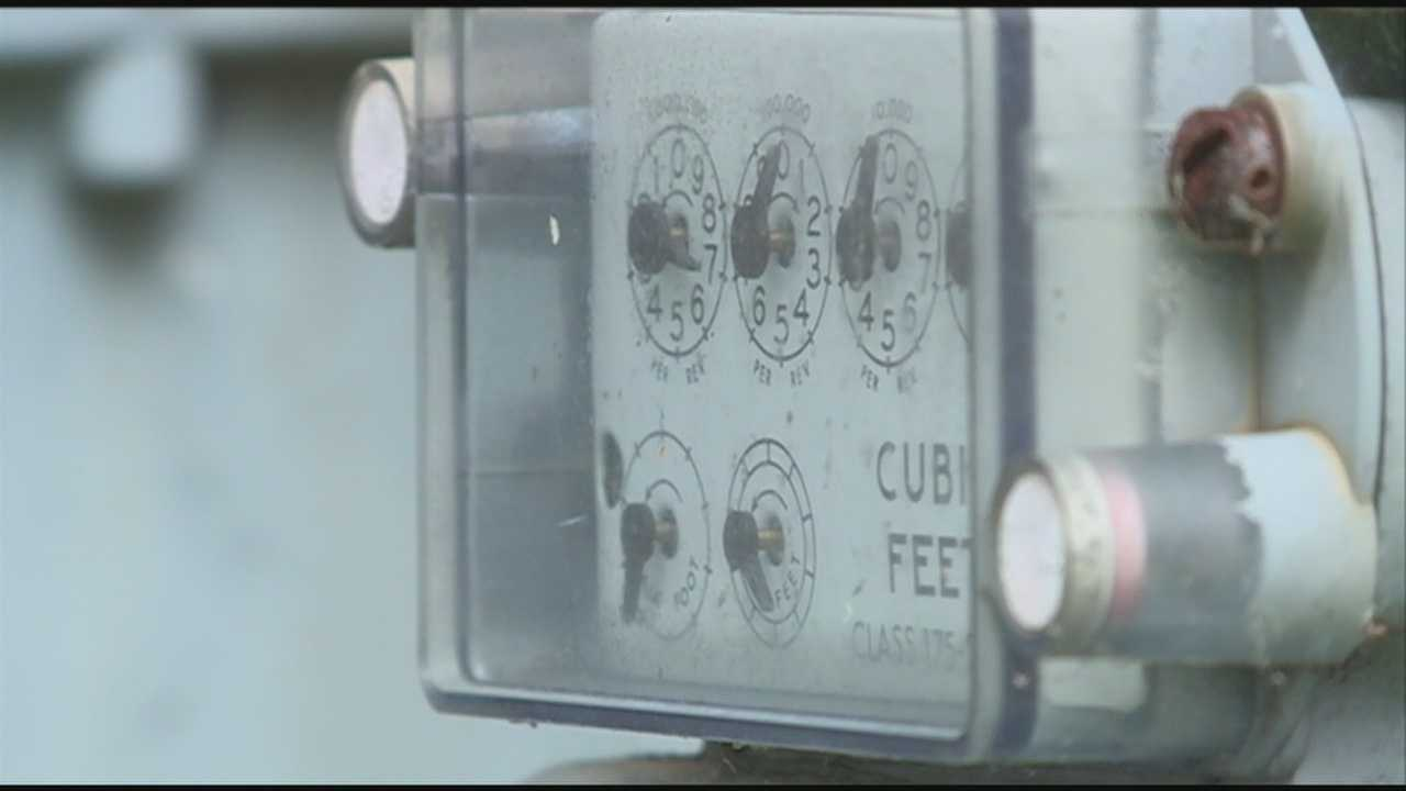 The Louisville Metro Council considers changes to a proposed fee on gas bills.