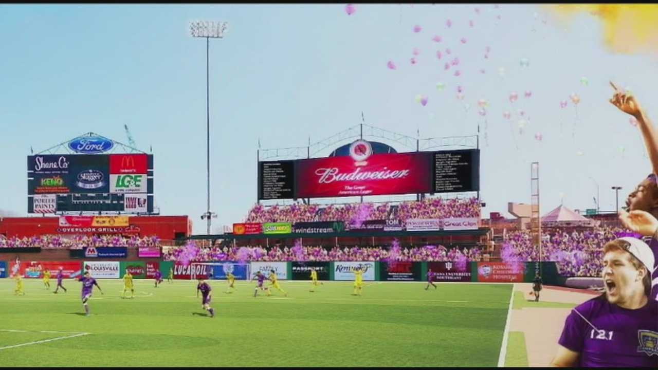 Plan to bring pro soccer team to Louisville hits snag