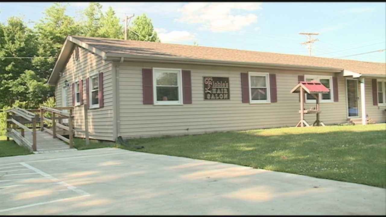 Frankfort business owner working on rebuilding after burglary, arson