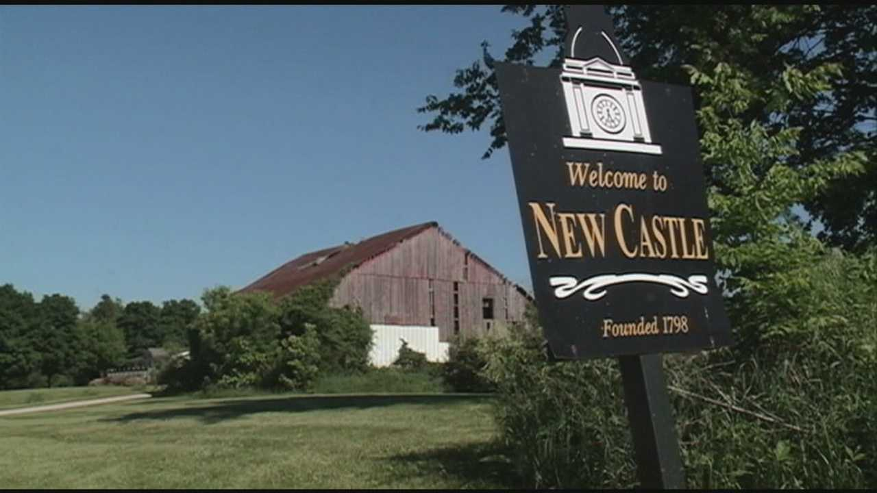 New Castle one of Kentucky's oldest small town
