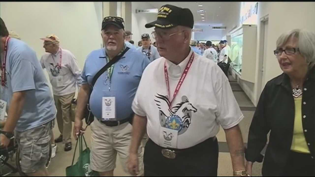 A festival will be held in New Castle to honor World War II veterans.