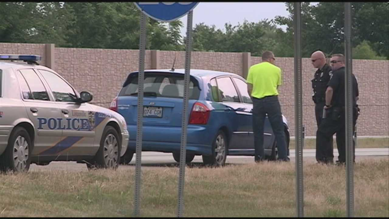 Louisville Metro Police continue to search for clues behind an interstate shooting that injured a driver over the weekend.