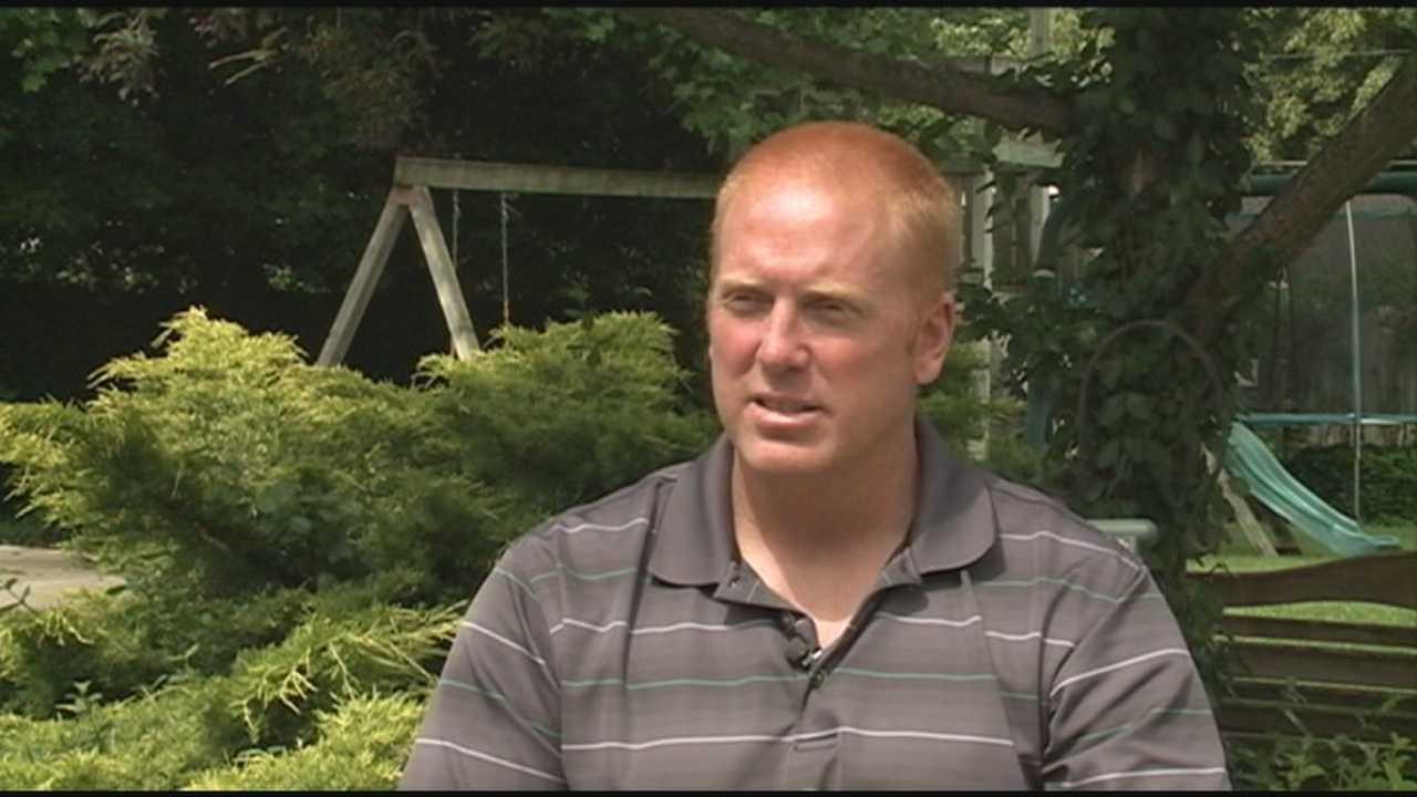 A Jackson County sheriff's deputy shot in an ambush speaks to WLKY's Marissa Alter.