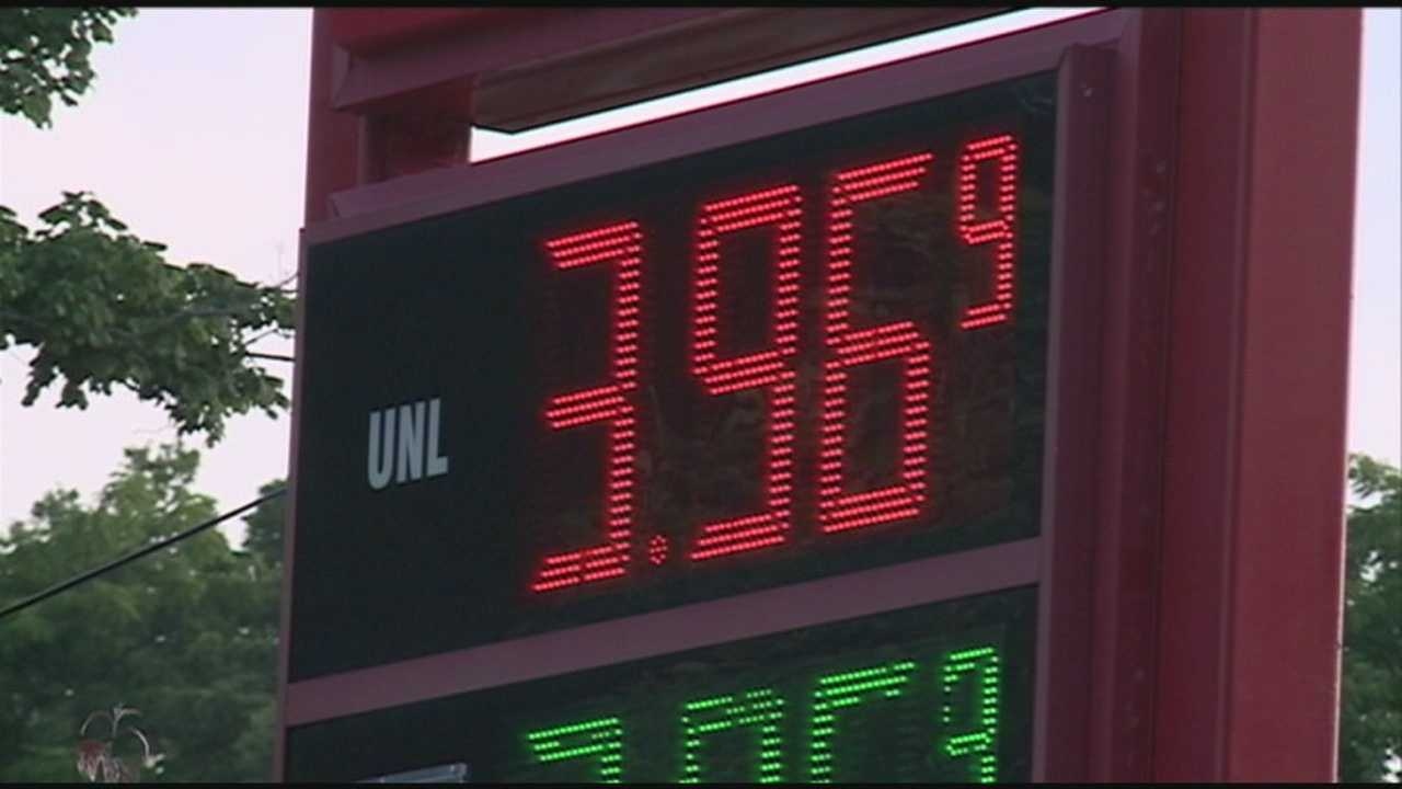 Area gas prices continue to climb