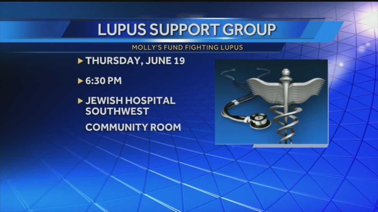 Lupus support organization starts Louisville chapter