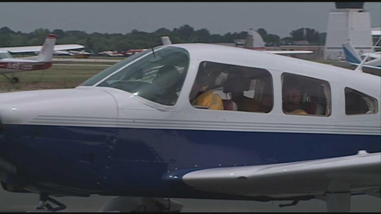 'Discovery Flights' show kids career options in aviation