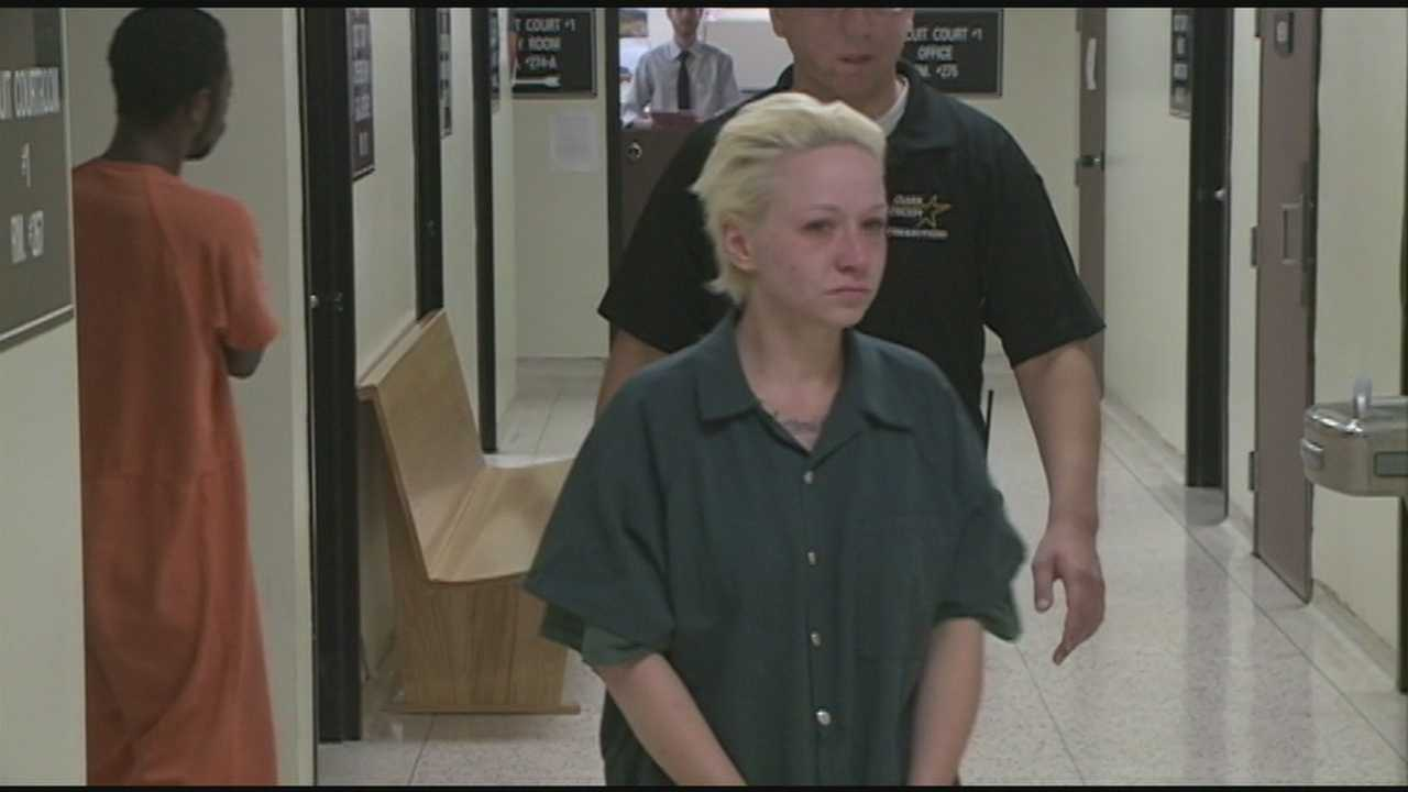 Woman arrested in bank robbery charged in 2nd robbery