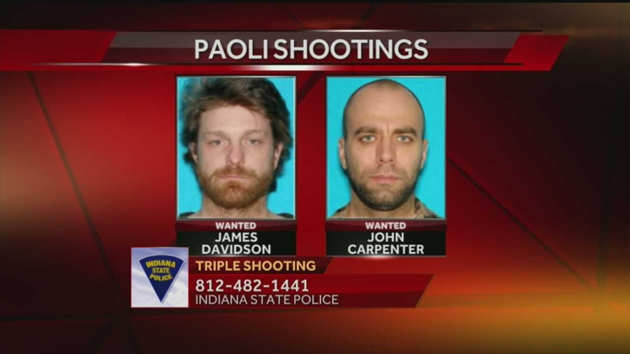Police seek 2 additional suspects in Paoli double slaying