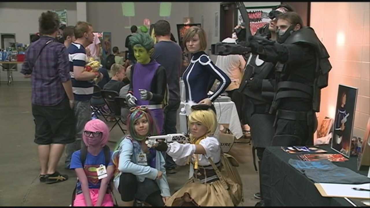 Derby City Comic Con features  regional, local talent
