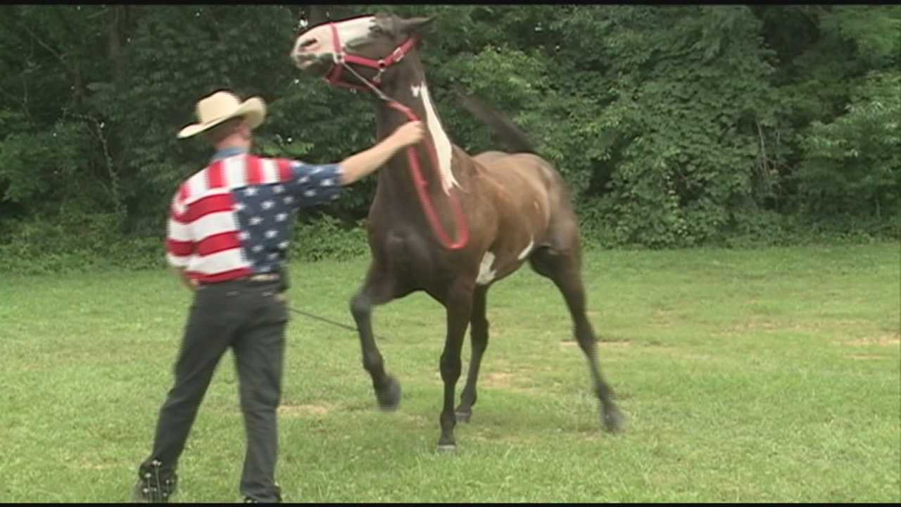 Wild West Day Festival held in Oldham County