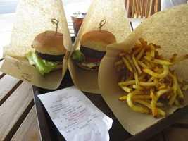 10. Village Burger, Waimea, Hawaii