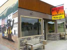 1. Black Hills Burger and Bun Co., Custer, South Dakota