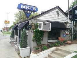 2. Nic's Grill, Oklahoma City, Oklahoma