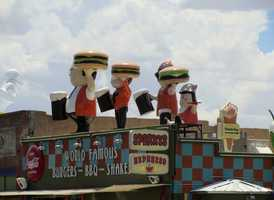 3. Sparky's, Hatch, New Mexico