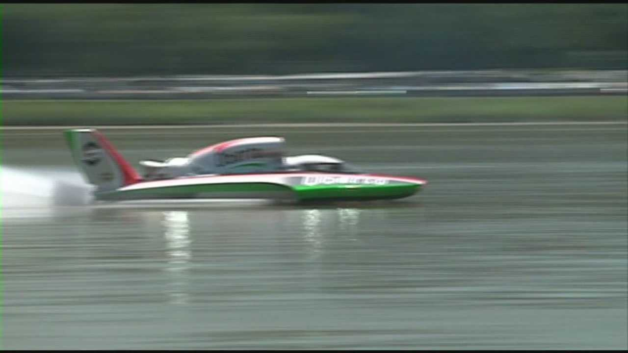 Changes coming to hometown hydroplane for Madison Regatta