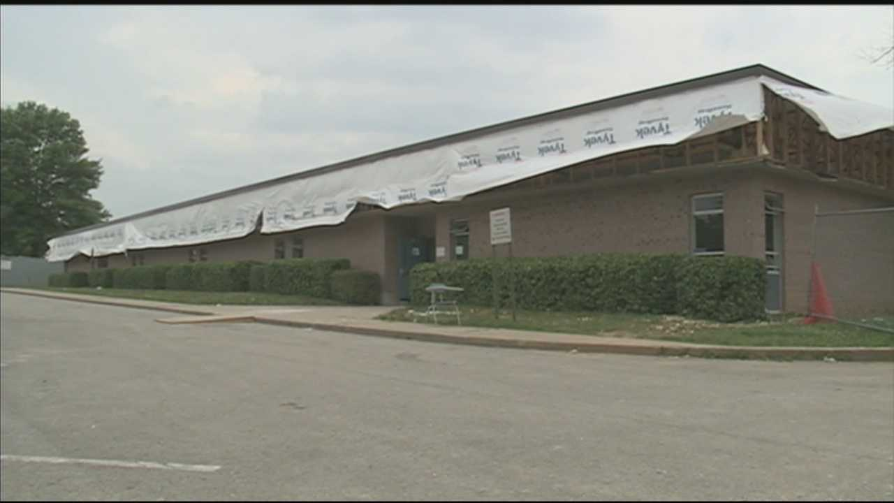 Renovations underway at Oldham County Middle School
