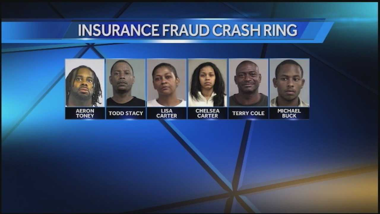 Nineteen people have been indicted after a three-year investigation into an insurance fraud ring.