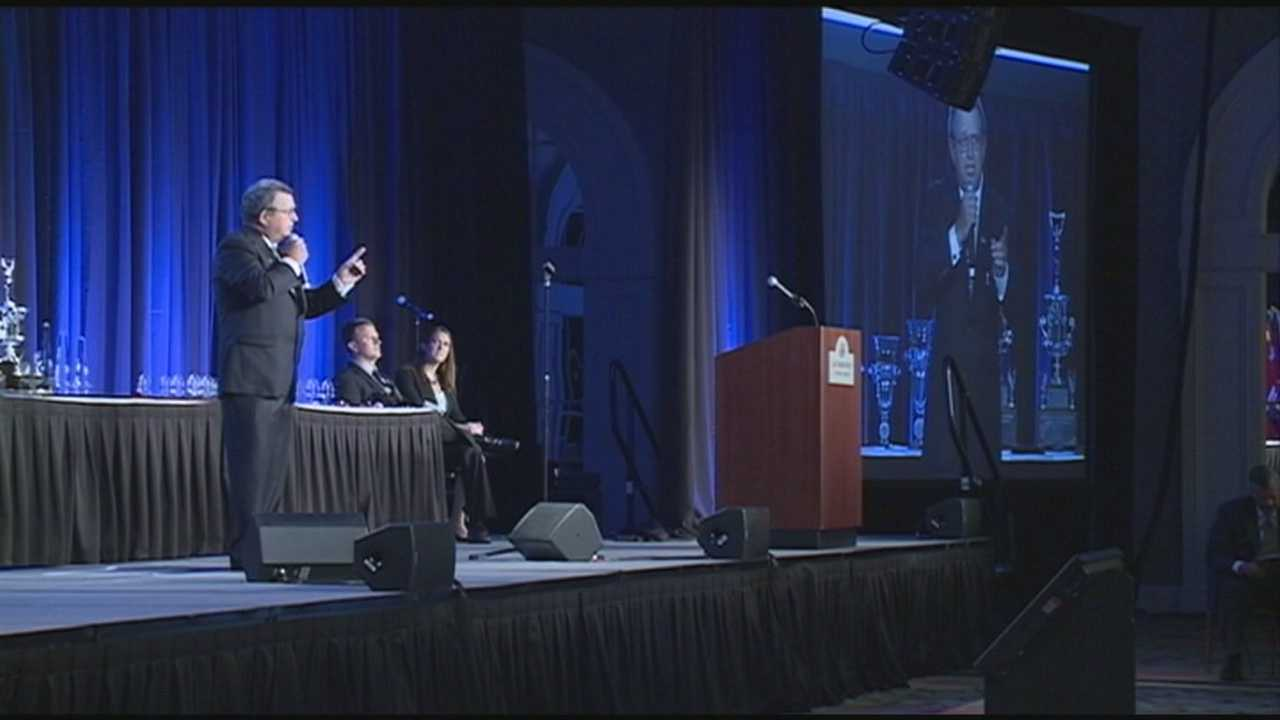 The 65th annual National Auctioneers Conference is in Louisville this weekend.