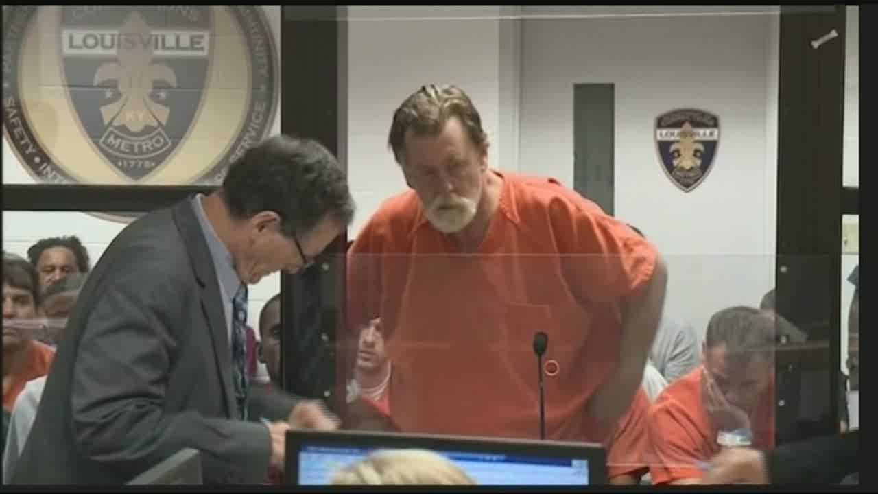 A man is accused of fatally shooting his landlord on Fegenbush Lane.