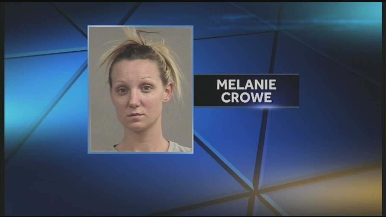 A Louisville woman is facing charges in connection with a pair of hit-and-run crashes.