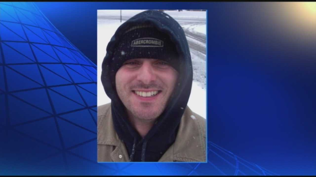 The father of a cab driver found slain in the driveway of an Oldham County home talks to WLKY.