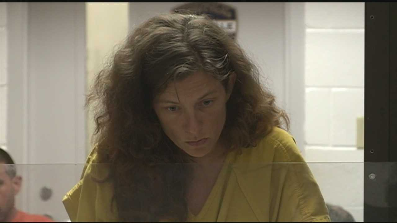 Mother accused of trying to strangle son with rope