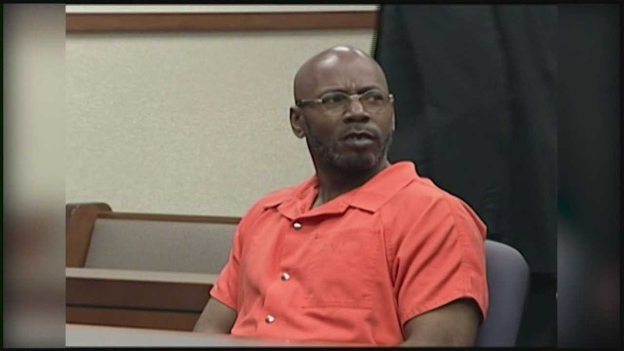 A jury of convicts Larry Lamont White of a 1983 rape and murder.  He's already been convicted of murdering two other women and could now face the death penalty.