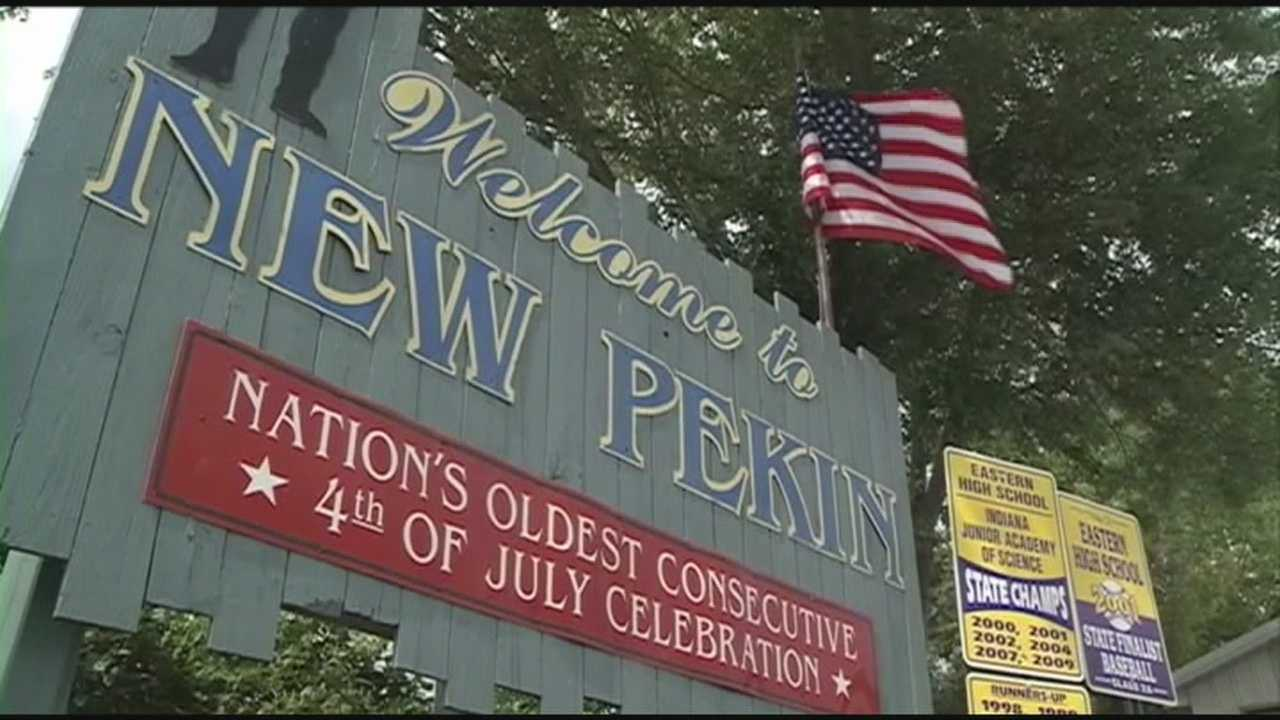 WLKY's Lexy Scheen visits Pekin, Indiana in this week's edition of Small Town Sunday.