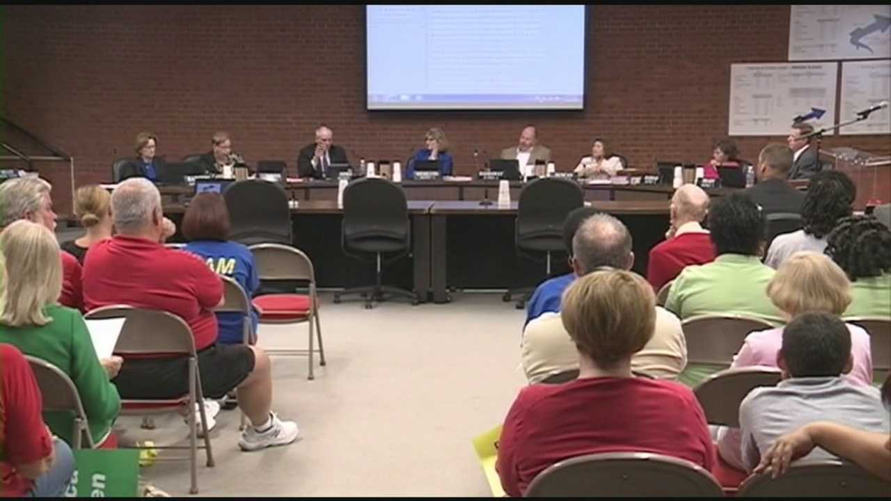 The Jefferson County Public School District's board unanimously approved a strategic facility plan to add seats and save money to the district's schools.
