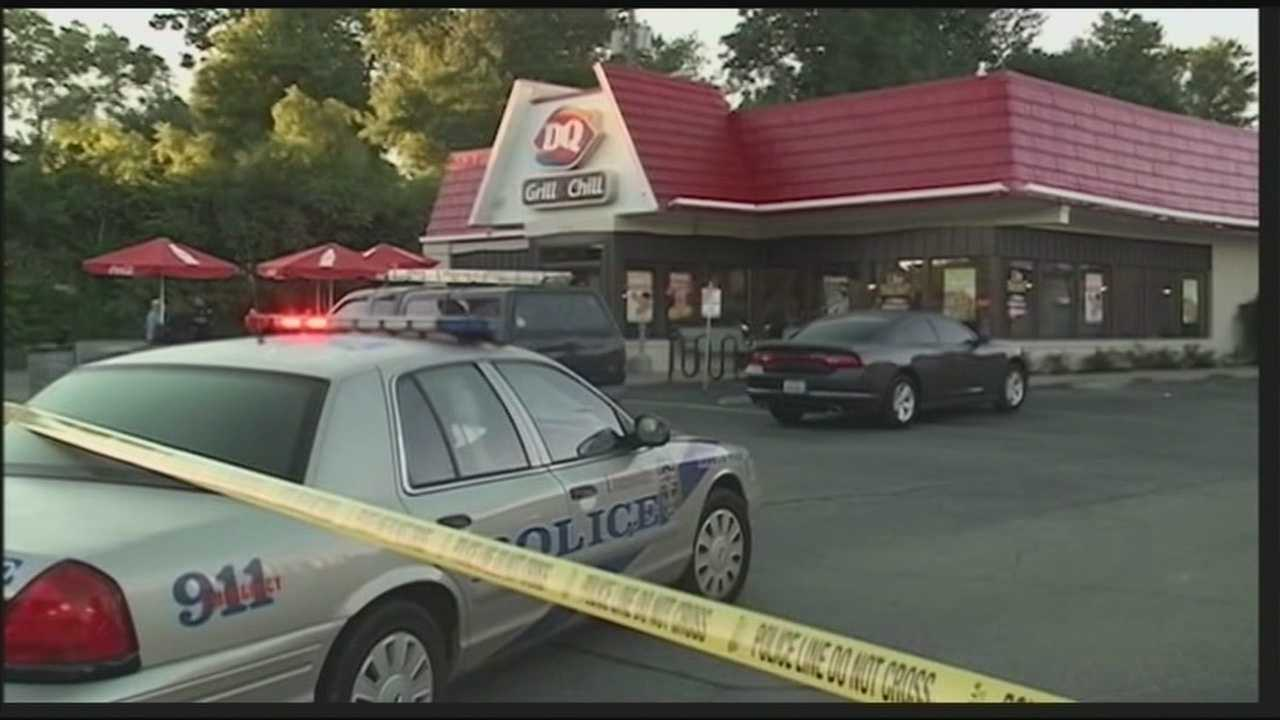 Police investigating armed robbery at McDonald's