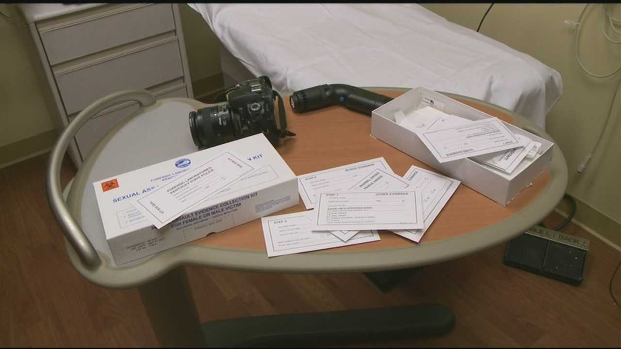 Victims wait for justice as rape kits sit in lab backlogs