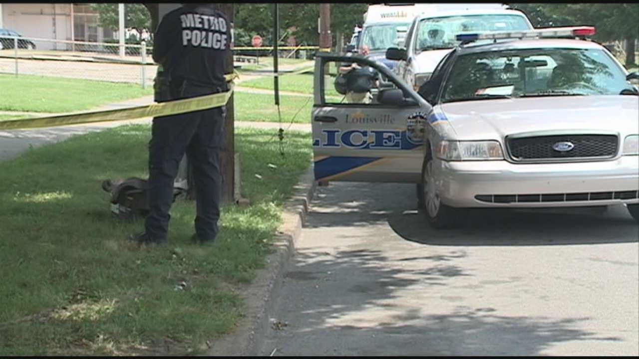 A woman is recovering after she was robbed and shot when she stepped off a TARC bus Wednesday.
