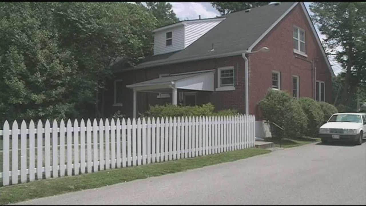 Residents are speaking out after a home in the Schnitzelburg area is vandalized with racist graffiti.