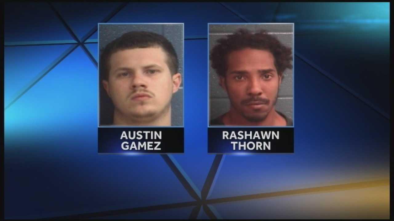Men accused of laundering money through Horseshoe Casino