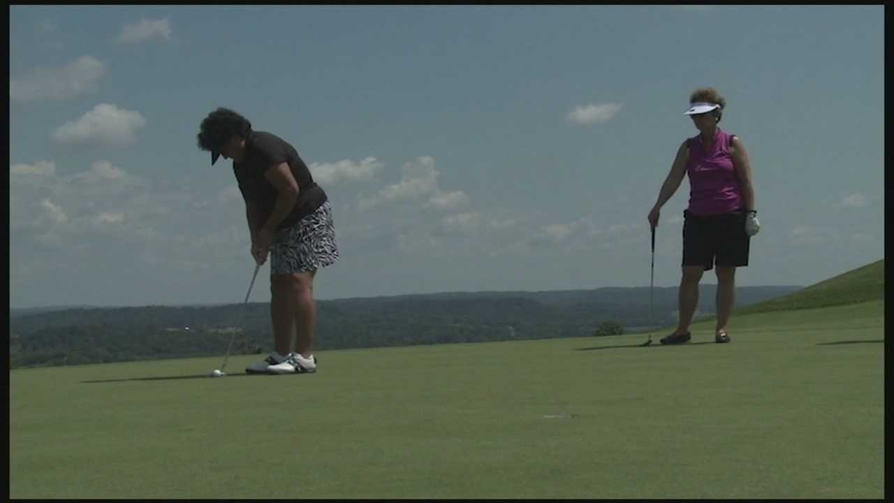 LPGA Legends Championship played at French Lick this weekend