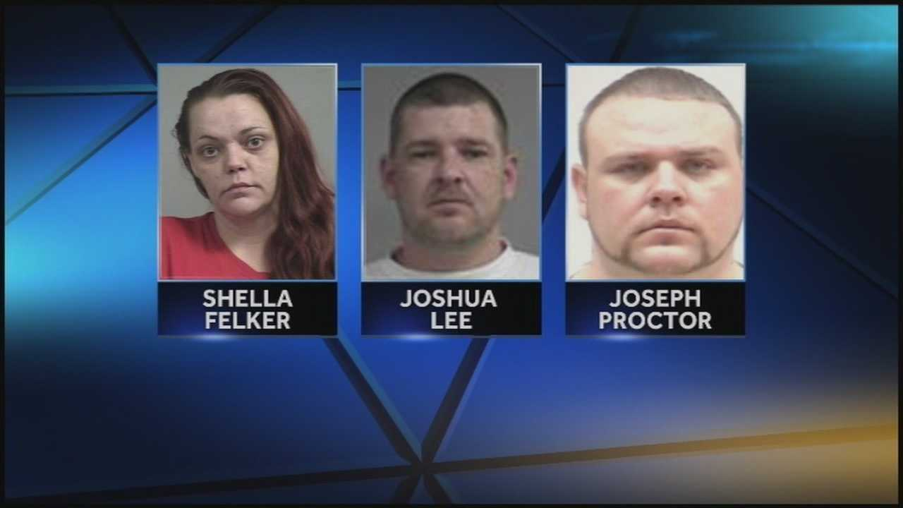 Car break-in suspects expected to face more charges