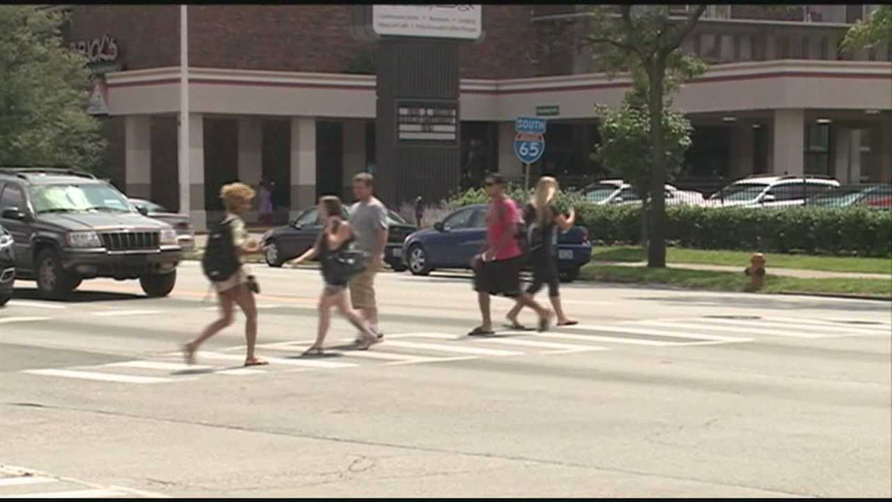 Police to use new tactics to cut down on pedestrian accidents