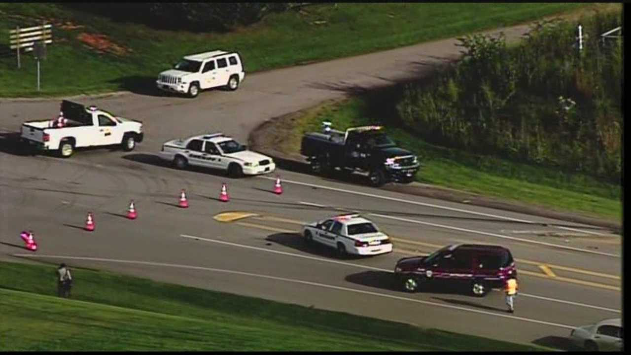 Raw video: 1 killed in Bullitt County crash