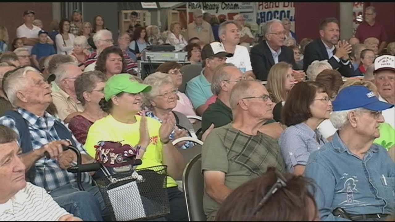 Gospel Quartet Contest a big hit at Kentucky State Fair