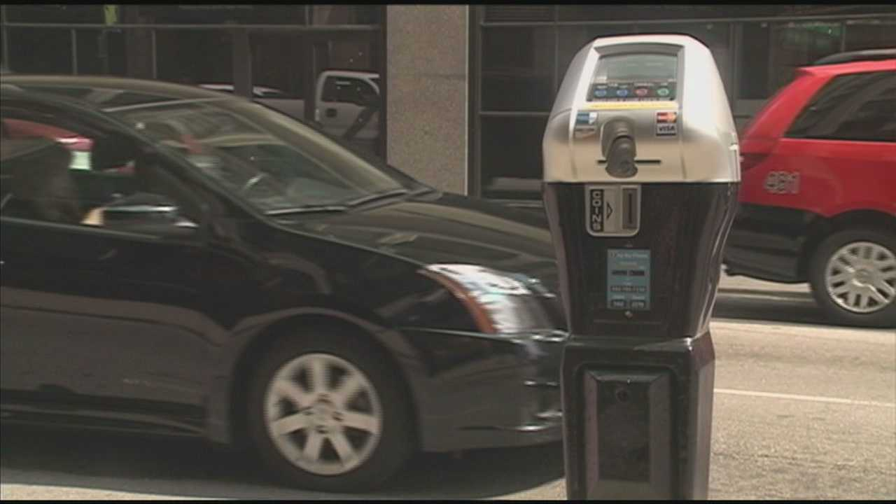 Paid Saturday downtown parking to take effect in September