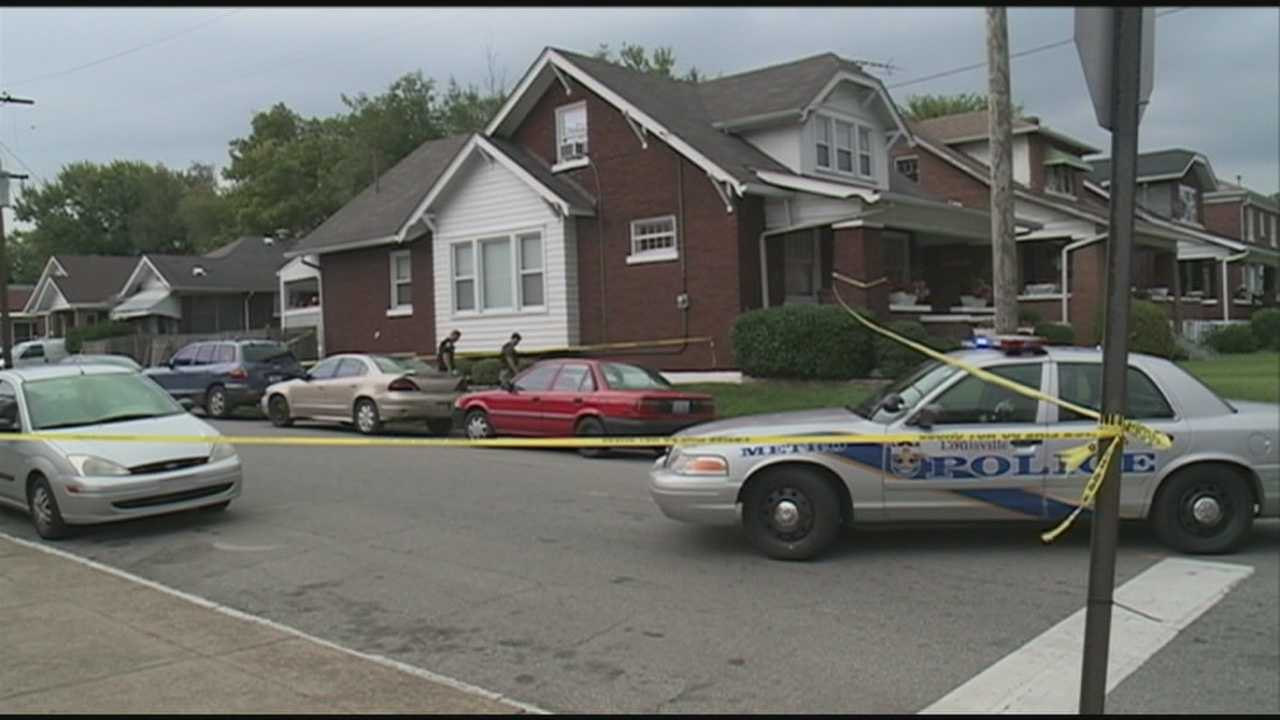 Baby killed, woman injured in apparent drive-by shooting.