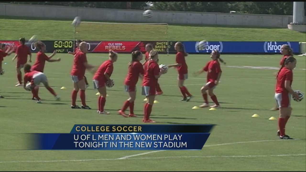 New era of UofL soccer kicks off at Lynn Stadium
