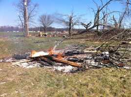 Images: Cleanup Continues After Deadly Tornadoes