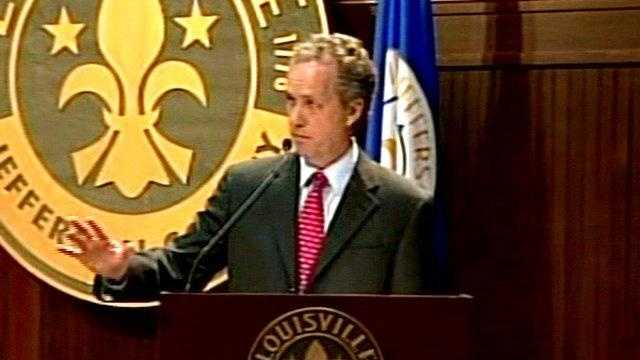 LOUISVILLE NEWS: Mayor-Elect Greg Fischer