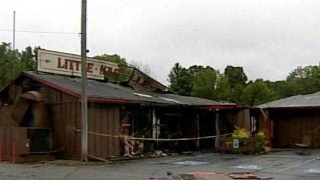 LOUISVILLE NEWS: Little Nashville Opry Fire